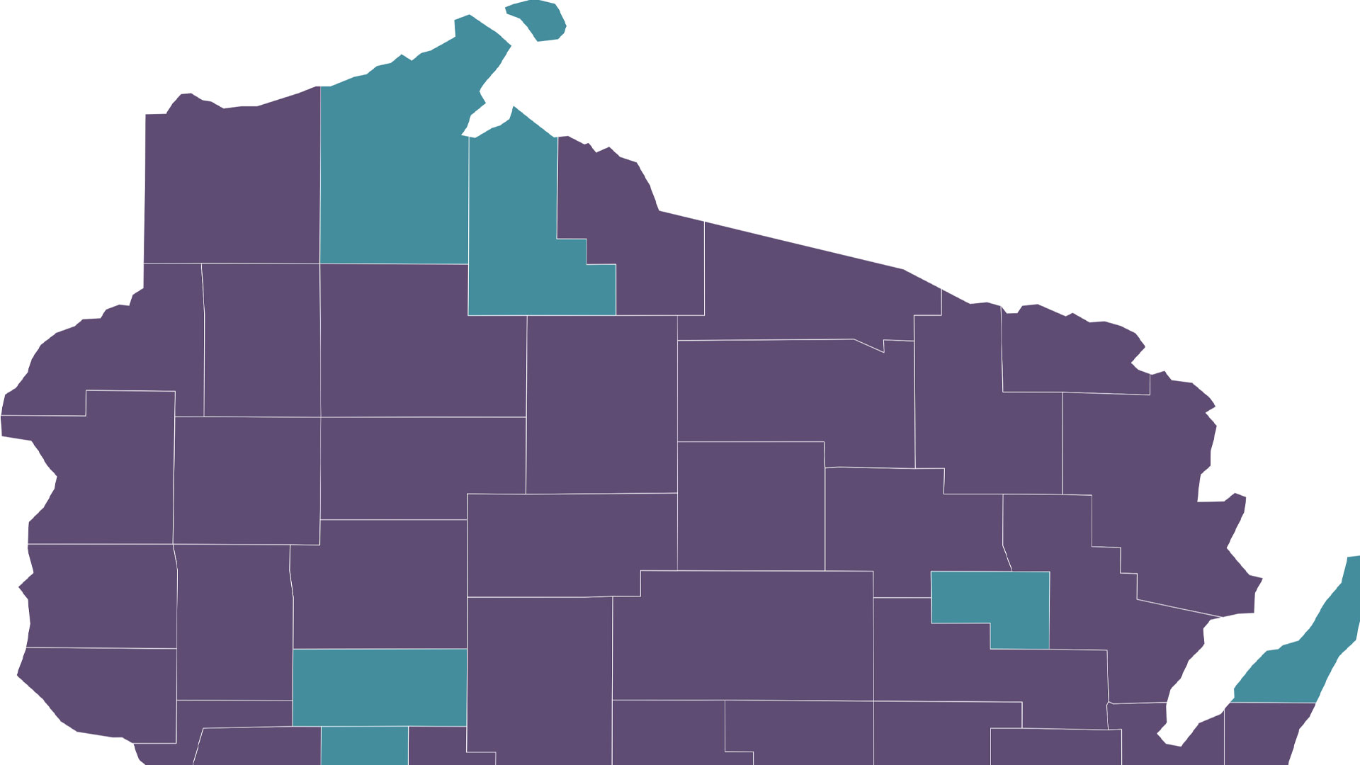 Wisconsin election results Feb. 18, 2020.