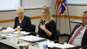 Wisconsin Elections Commission Administrator Meagan Wolfe