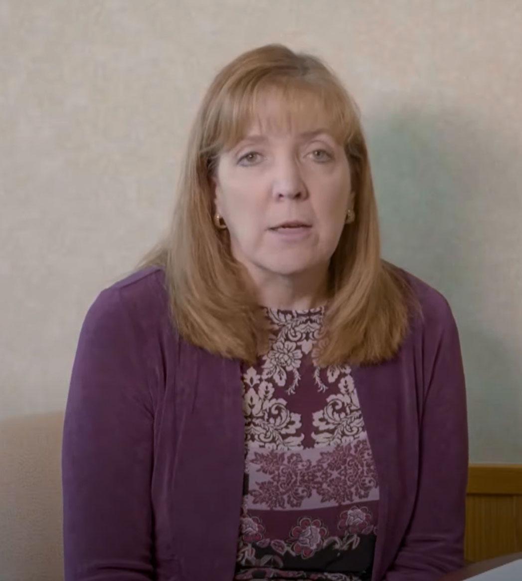 Department of Health Services Deputy Secretary Julie Willems Van Dijk