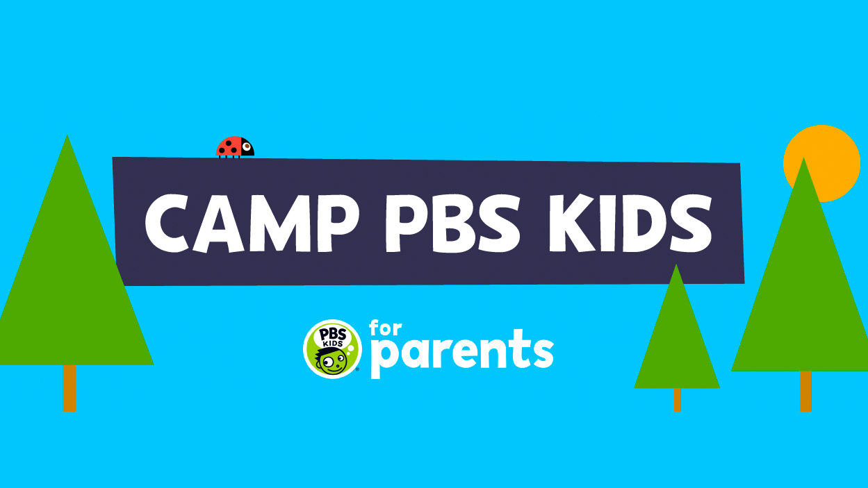Graphic for Camp PBS Kids for Parents