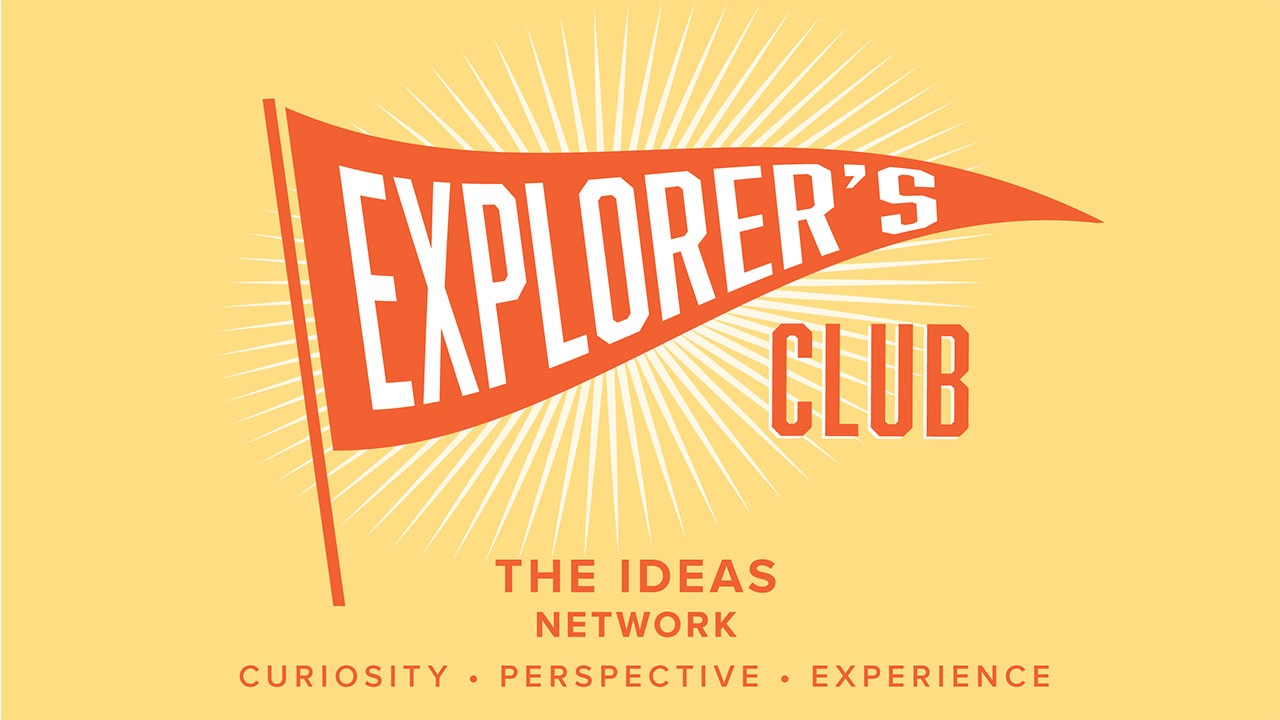 Graphic for the WPR Explorer's Club show
