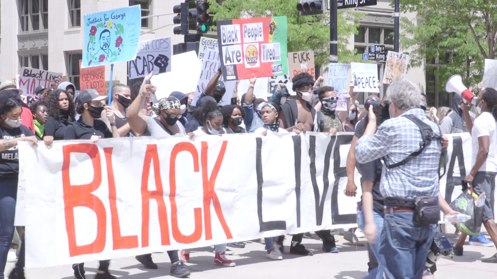 Where Have Police Accountability Protests Been Held In Wisconsin?