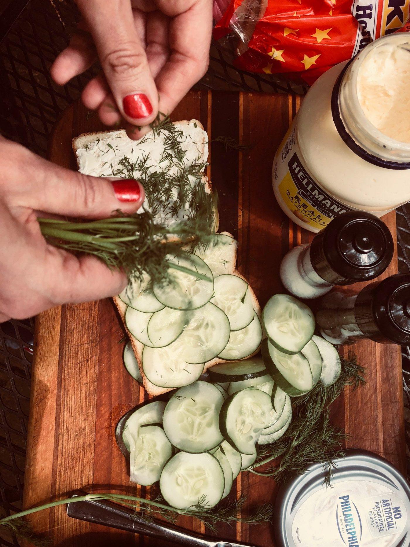 cucumber sandwiches 3