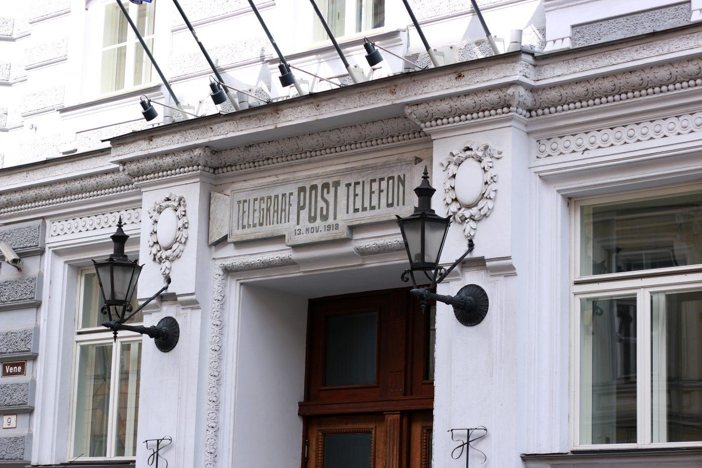 Estonia hotel Telegraff