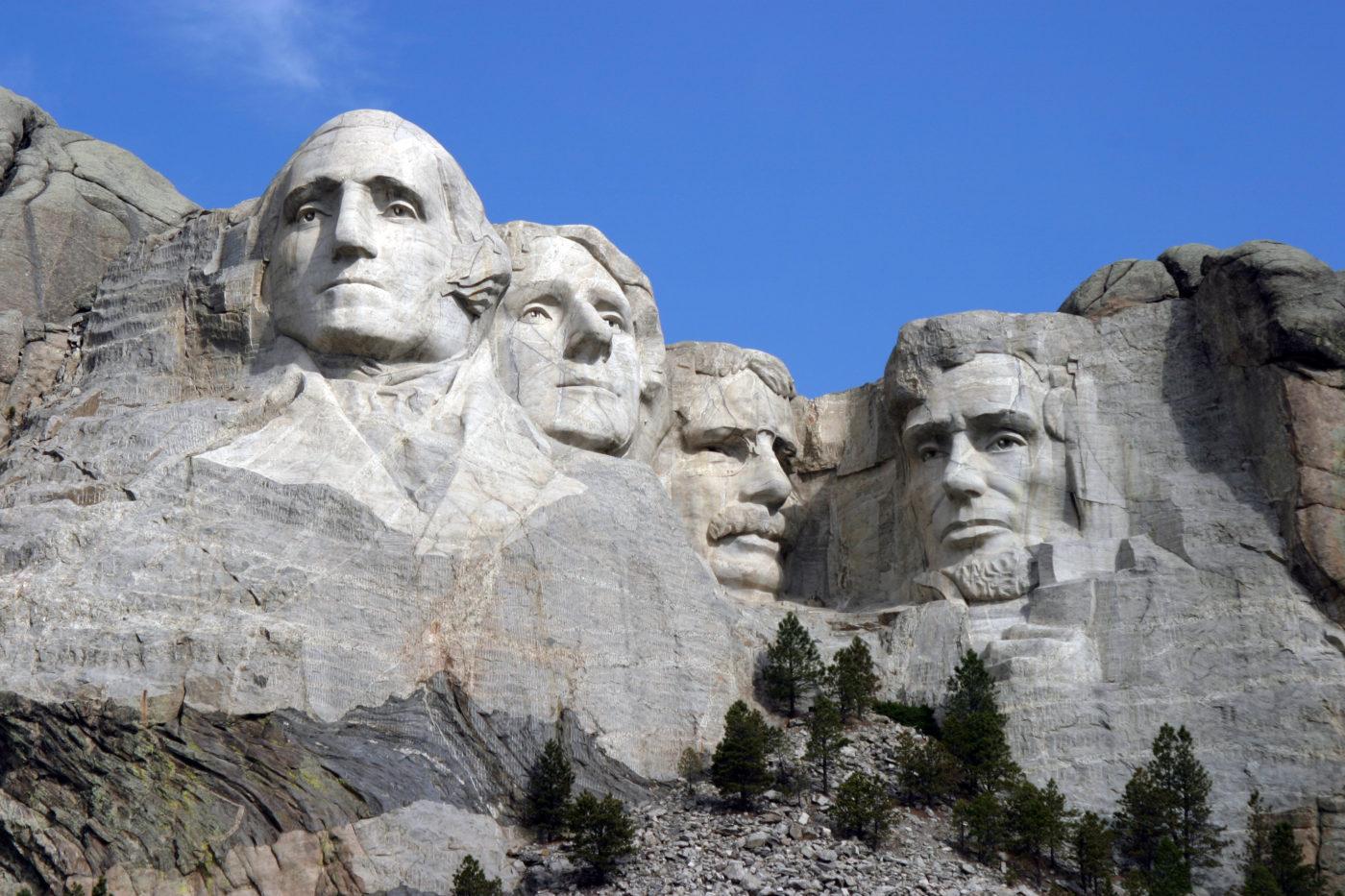 U.S. president landmarks