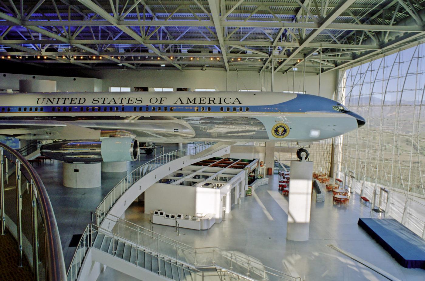 presidential landmarks