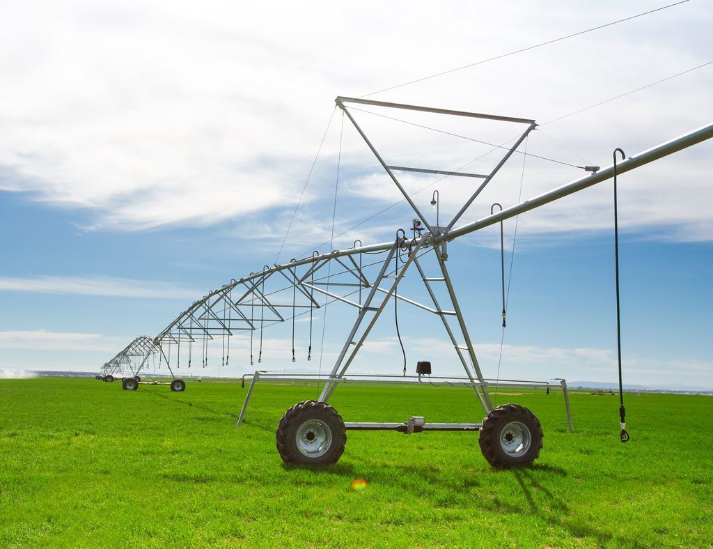 commercial Irrigation services company kansas
