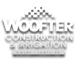 Woofter Construction Logo