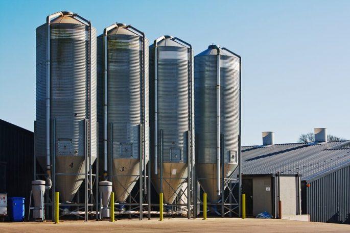 grain storage company