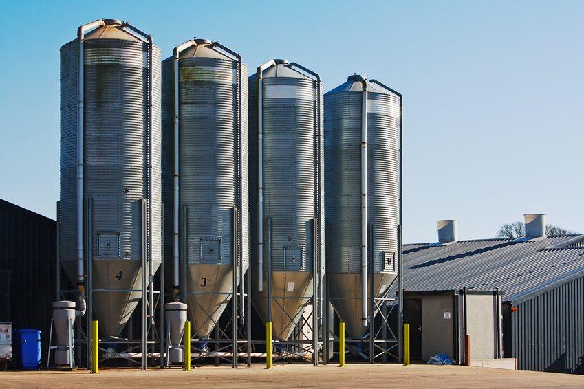 grain storage equipment kansas