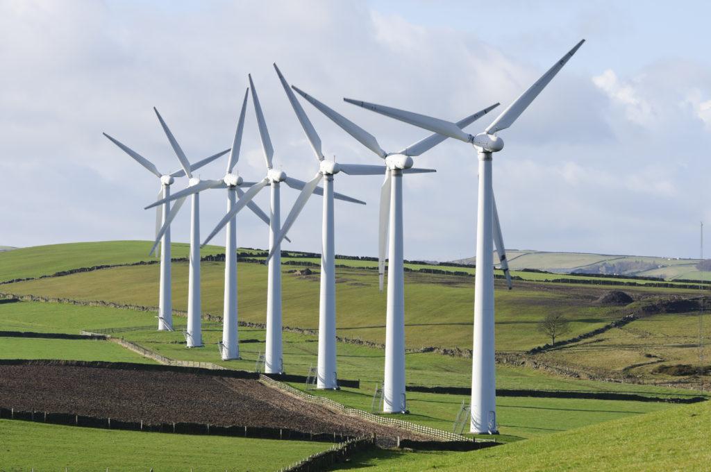 Crane Rental Services & Wind Turbine Installation