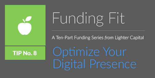Funding Fit: Optimize Your Digital Presence