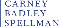 carney badley spellman logo