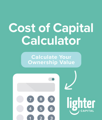 Cost of Capital Calculator