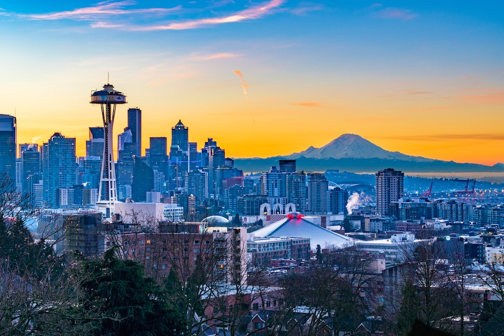 Seattle Leads Nation as Fastest Growing Tech Hub