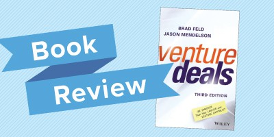 Book Review Venture Deals