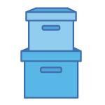 Offer storage space