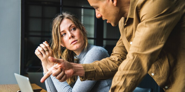 Avoidance of Accountability in the Workplace