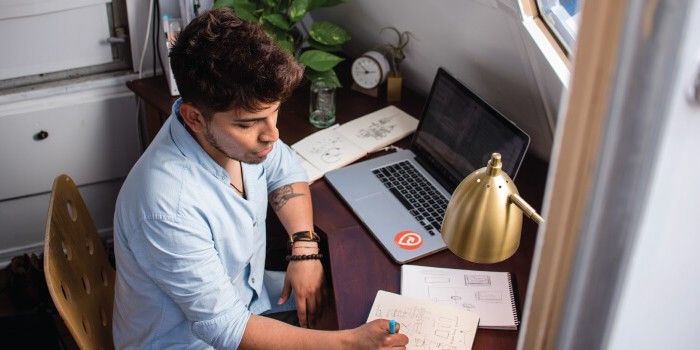 Let employees work from home