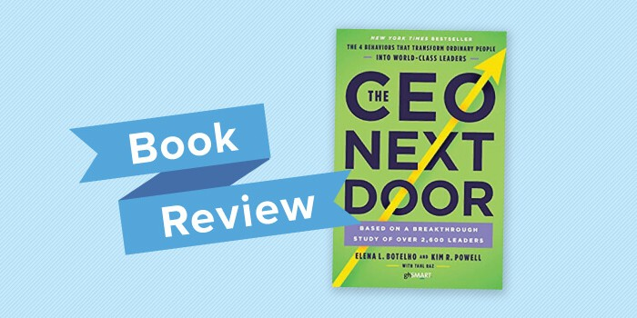 The CEO Next Door Book Review