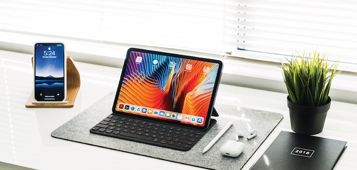 How to Set up Your iPad for Business Use and Increase Productivity