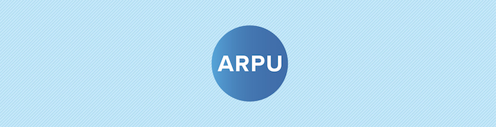 What does ARPU stand for