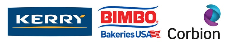 Kerry Group - Bimbo Bakeries - Corbion