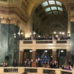 Governor Tony Evers Sworn In, Calls for Bipartisanship