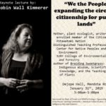 """We the People: Expanding the Circle of Citizenship for Public Lands"""