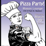 89.9 Social Club Pizza Party