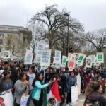 Thousands Demand Driver's Licenses At Capitol Rally