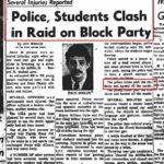 The Mifflin Street Block Party Riot, pt 1