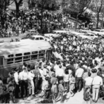 May, 1967 – The Bus Lane Protest