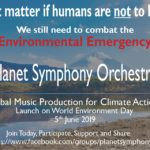 A Symphony to Save the Planet