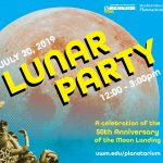 Lunar Party at UW Milwaukee