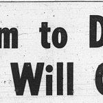 Madison, third week of August, 1969