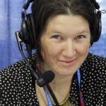 Honoring Departing News Director Molly Stentz