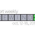 WORT Weekly Rewind: October 18th, 2019