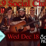 89.9 Social Club December Pop-Up Party