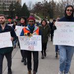 "UW-Madison Students Protest Return of ""Abusive"" Professor"