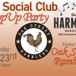 January 89.9 Social Club PopUp Party
