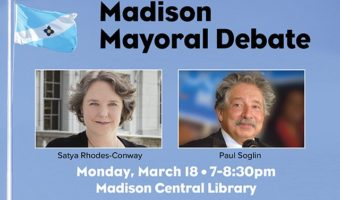 Madison Mayoral Debate