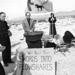 Plowshares against nuclear bombs