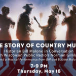 The Story of Country Music - Live Streamed Event!