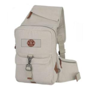 WORT Sling Backpack 2019 pledge premium.