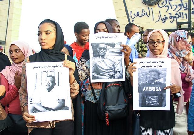 Updates on the Sudan Uprising