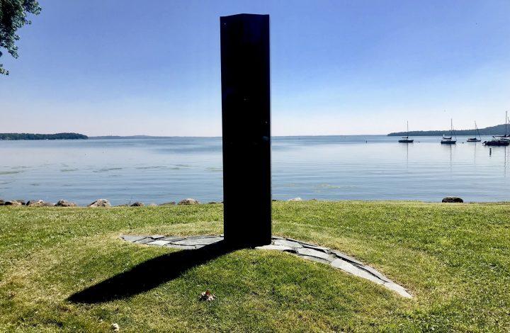 An Obelisk For Mildred Fish-Harnack