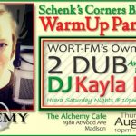 89.9 Social Club/Schenks Corners Block Party WarmUp