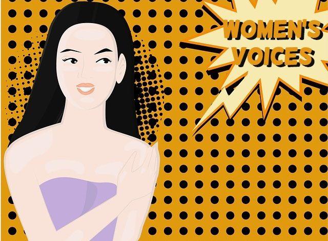 Women's Voices in the Public Sphere