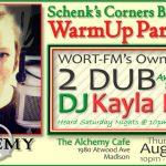 89.9 Social Club -- Schenk's Corners Block Party WarmUp